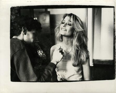 Andy Warhol, 'Photograph of Farrah Fawcett Majors', ca. 1979