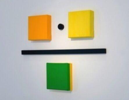 Horacio Zabala, 'Hipótesis para una fracción', 2013