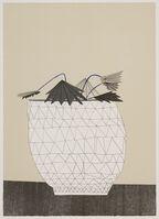 Jonas Wood, 'Untitled Pot ', 2009