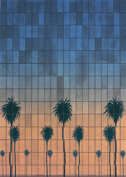Kristian Krokfors, 'Reflections 1-3', 2012