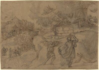 Alessandro Allori, 'Sacrifice of Abraham'