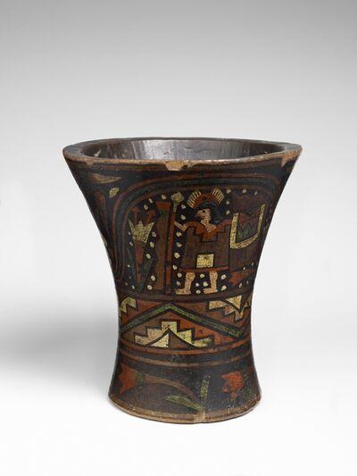 'Gobelet cérémoniel (Ceremonial goblet)', 18th century