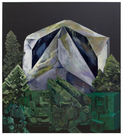 Guo Hongwei 郭鸿蔚, 'Petram Sefirot – Mount Athos 矿灵-圣山', 2019