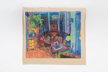 Keren Cytter, 'Living room', 2016