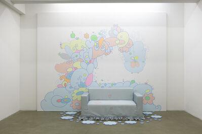 Lily van der Stokker, 'Delicious', 2012