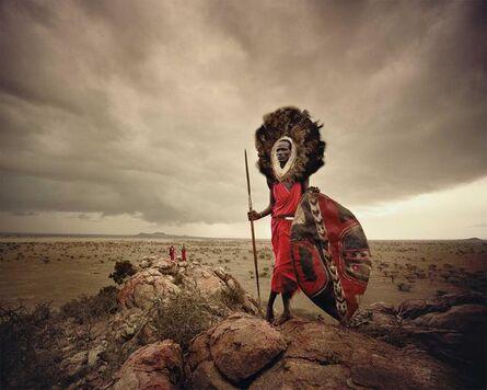Jimmy Nelson, 'VIII 477 // VIII Maasai', 2010