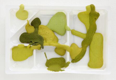 "Aida Makoto, 'Hi-Ku (""Lunchbox Paintings"" series)', 2016"