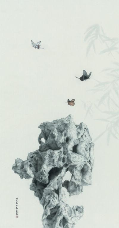 Qin Ai 秦艾, 'Invitation II ', 2011