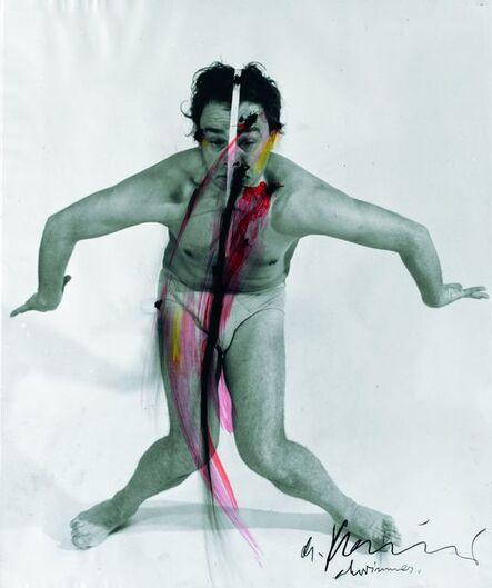 Arnulf Rainer, 'Body-Pose', 1970