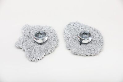 Chen Chen and Kai Williams, 'Silvered Caviar Sconces', 2018