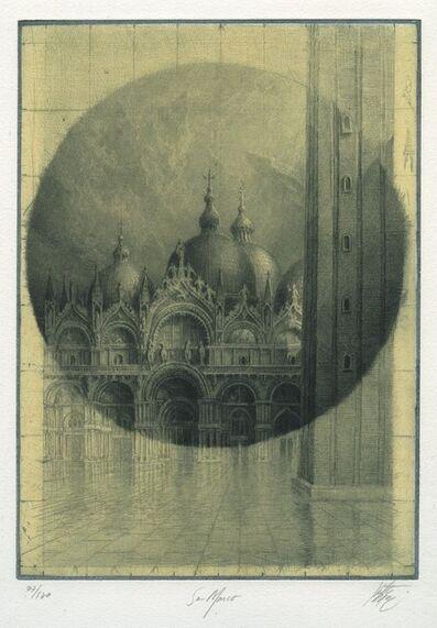 Jean Michel Mathieux-Marie, 'San Marco, Venice', 1998