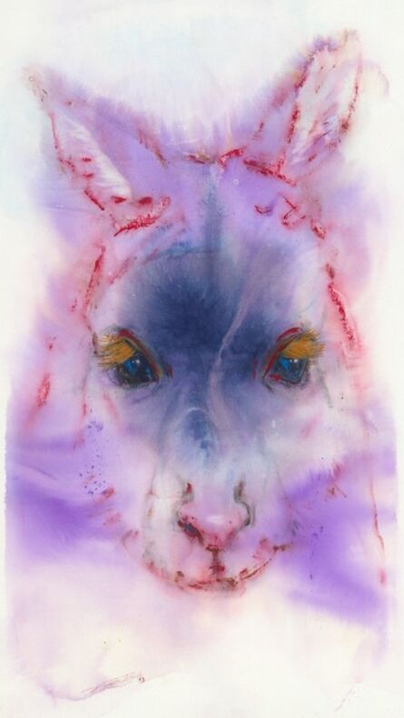 Sun Lin 林順雄, ' Chinese zodiac (Mouse) :Kangaroo', 2019