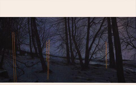 Andrew Mackenzie, 'Poles Apart', 2020