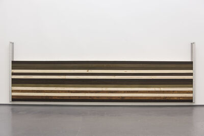 Torgny Wilcke, 'Wall Wood', 2015