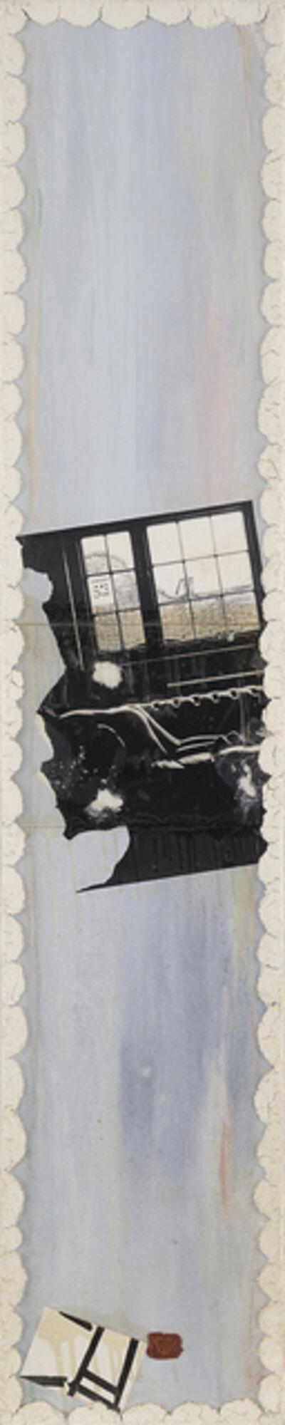 Elwyn Lynn, 'Mirrored Cheesecake 1903', 1974