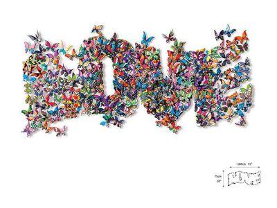David Kracov, 'Love Flutters By', 2014