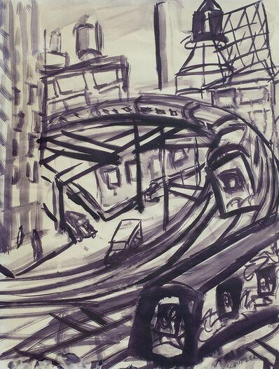 Dena Schutzer, 'Queensboro Plaza ', 1983