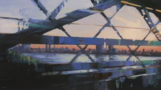 Jeff Bellerose, 'Skylines', 2017