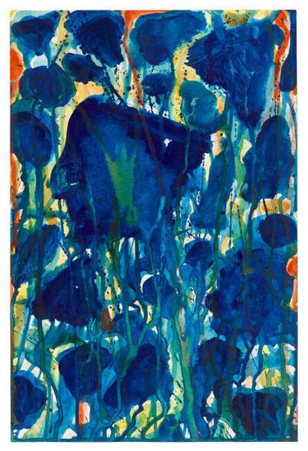 Sam Francis, 'Untitled (SF88-476)', 1954/88