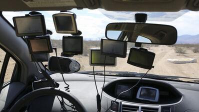 Jesse Sugarmann, 'California Bloodlines (GPS Dozen)', 2013