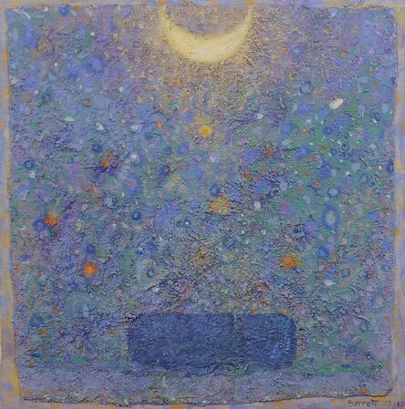 Michael Bennett (1934-2016), 'Crescent moon', 2015