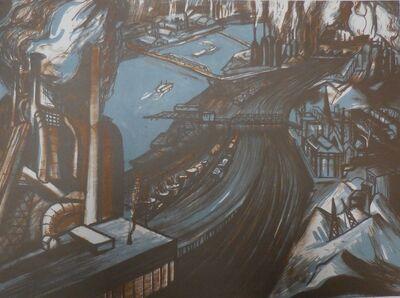 "Elizabeth Olds, '""Pittsburgh""', ca. 1935-43"