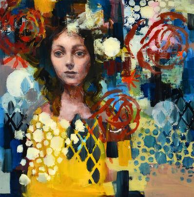 Rimi Yang, 'Enchanted Face', 2018