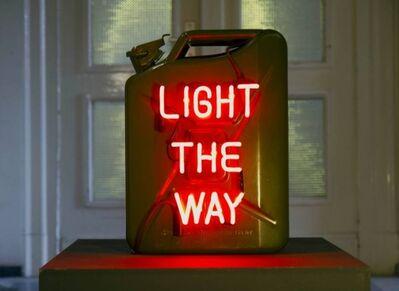 Olivia Steele, 'Light The Way', 2016