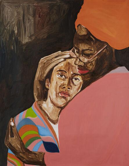 Serge Attukwei Clottey, 'My black mother', 2021