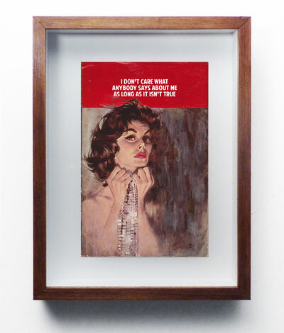 The Connor Brothers, 'I don't care what anyone says about me as long as it isn't true', 2015
