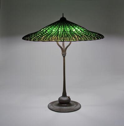 Tiffany Studios, 'Lotus Table Lamp', ca. 1906