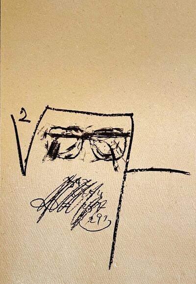 Antoni Tàpies, 'Llambrec Material', 1975