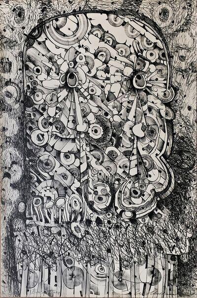 Lee Mullican, 'Untitled', 1964