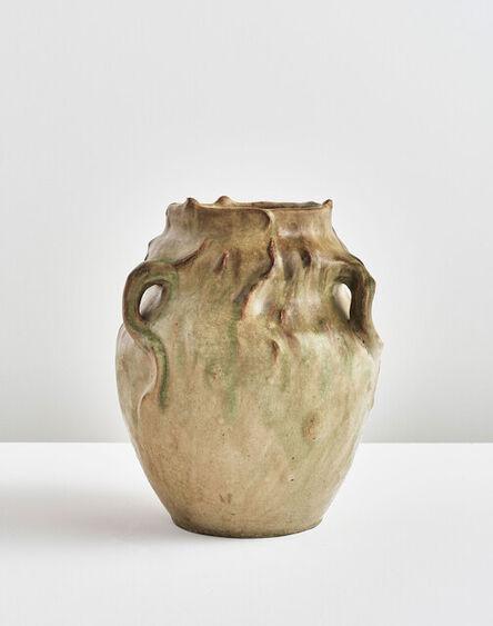 Edmond Lachenal, 'Tendrils Vase', ca. 1899
