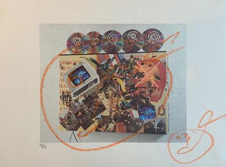 Nam June Paik, 'Novecento', 1992