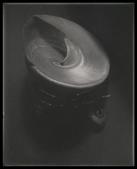 Josef Sudek, 'Still Life with Shell', Prague 1955