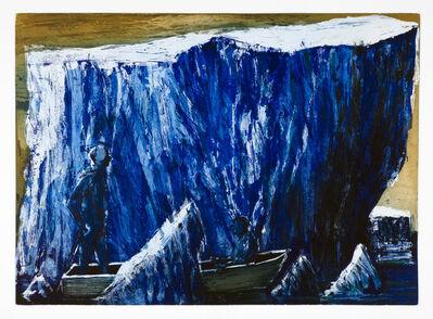 Euan Macleod, 'Boatmen / Icebergs', 2010