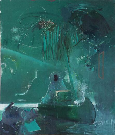 Uta Reinhardt, 'Painter's Paradise', 2017
