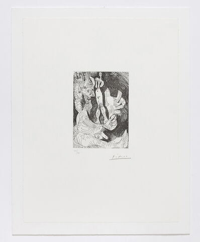 Pablo Picasso, '12 May IV 1968', 1968