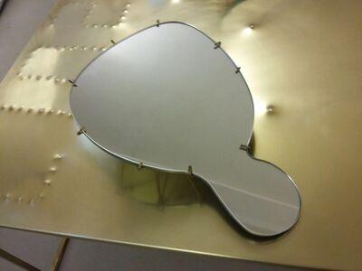 OTTO BERSELLI, 'Specchio a mano', 2017