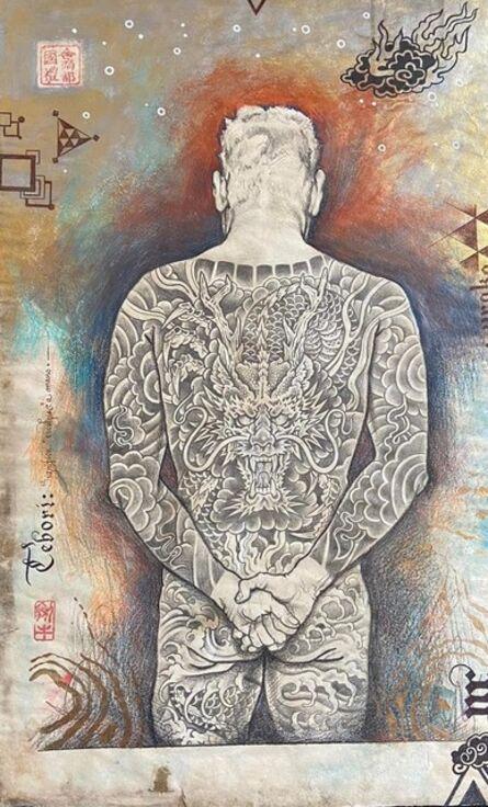 Juan Moreno Rodríguez, 'Ranryo (Irezumi)', 2020