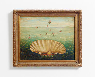 Nancy Fouts, 'The birth of Venus, without Venus,', 2012