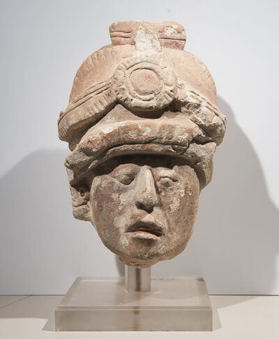Unknown Artist, 'Head of a Dignitary', 600