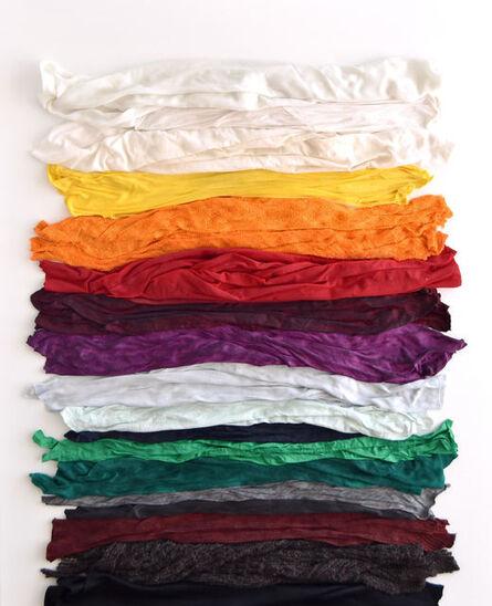 Astrid Stöppel, 'Fabrics #2', 2020