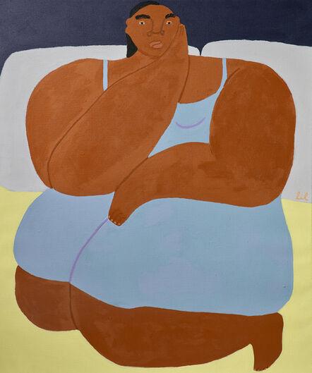 Lilian Martinez, 'In Bed ', 2019