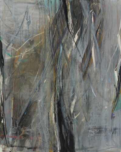 Tom Lieber, 'Thick Grey Shield', 2011-2014