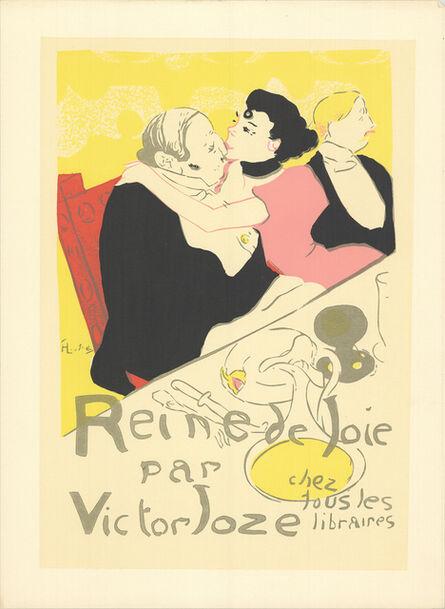 Henri de Toulouse-Lautrec, 'Reine de Joie par Victor Joze', 1960-1970