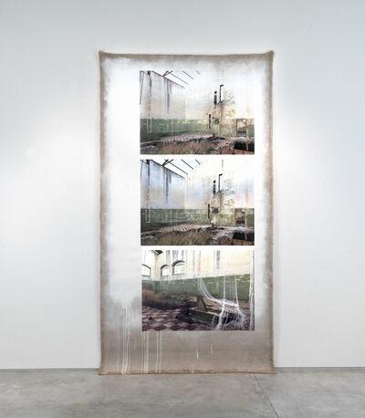 Linarejos Moreno, 'Destruccion de Proyecciones (Destruction of Projections)', 2010-2013