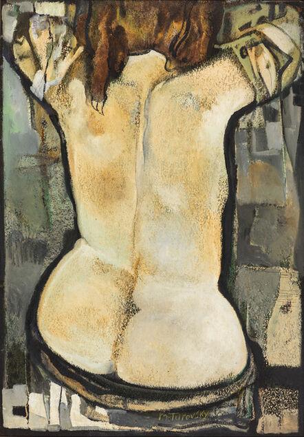 Mikhail Turovsky, 'Nude Torso from the Back', ca. 1996