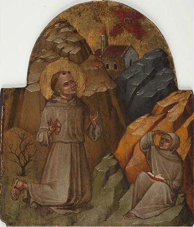 Unknown Artist, 'St. Francis Receiving the Stigmata', ca. 15th century